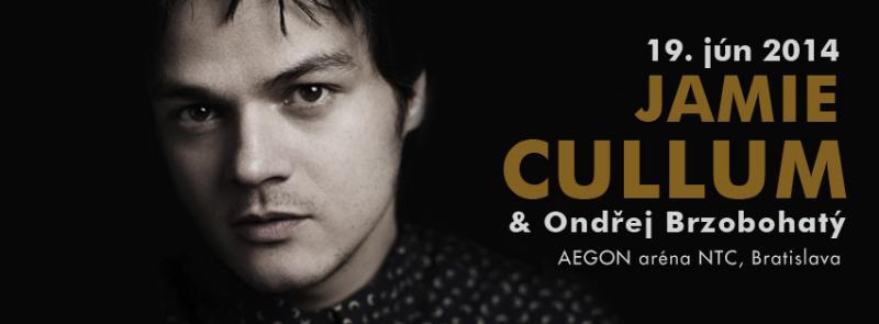 Jamie Cullum sa už vo štvrtok predstaví v Bratislave, bude aj afterpárty! BOMBING 2