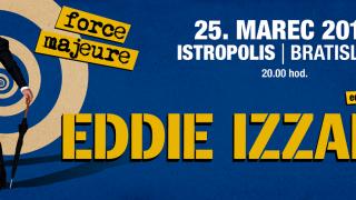 Do Bratislavy zavíta Eddie Izzard! BOMBING