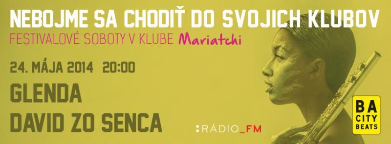 Kubánska hudobníčka Glenda je opäť na Slovensku, v sobotu vystúpi v nitrianskom Mariatchi BOMBING 1