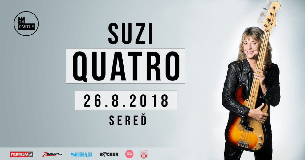 fb event Suzi Quatro final