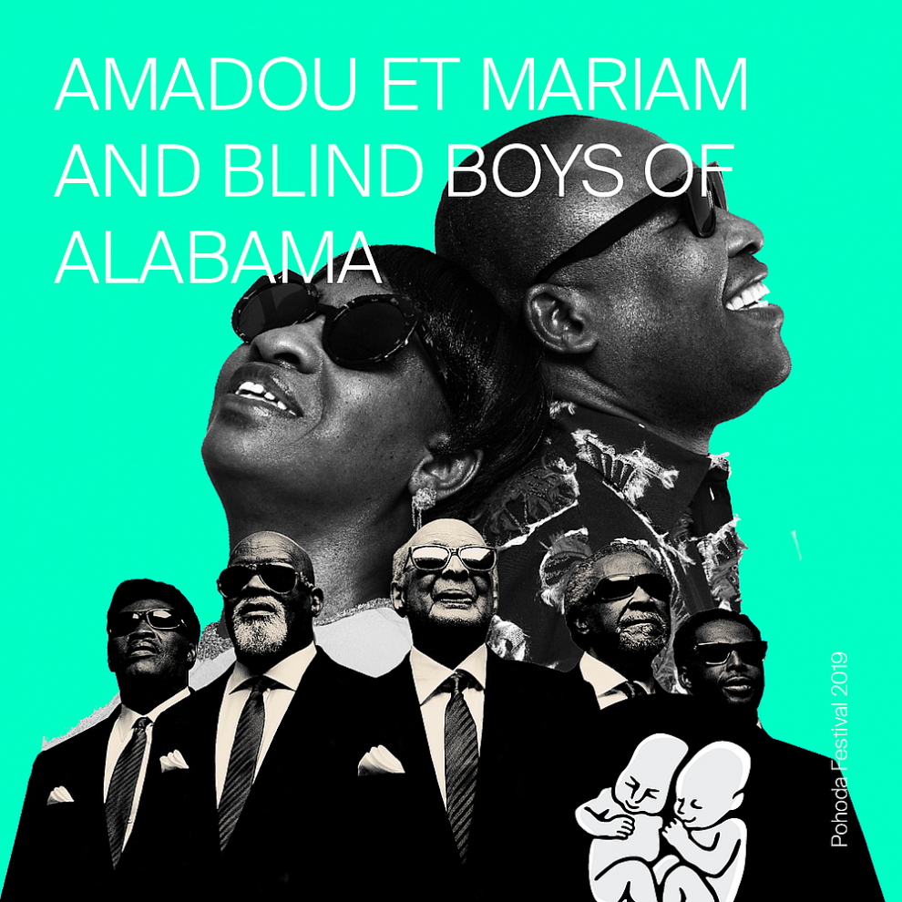 fb post Amadou et Mariam and Blind Boys of Alabama 2