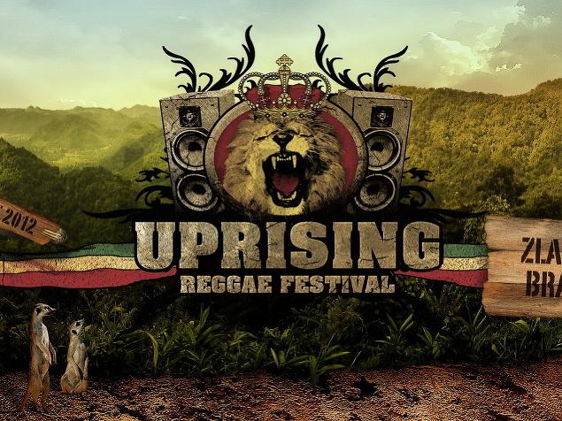 Uprising Reggae Festival vlete oslávi 5 rokov! BOMBING