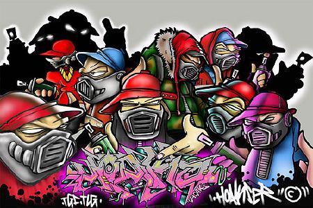 Zbombite steny! - GRAFFITI SÚŤAŽ O VSTUPY  BOMBING