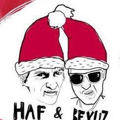 Haf & Beyuz - Vianoce klopú na dvere BOMBING