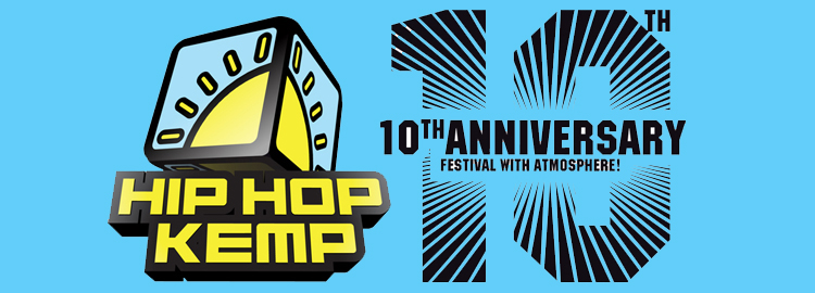 Hip Hop Kemp 2011 spúšťa predpredaj  BOMBING