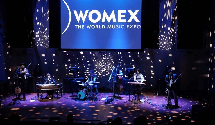 Výborný ohlas na slovenskú hudbu na veľtrhu WOMEX 2017. BOMBING