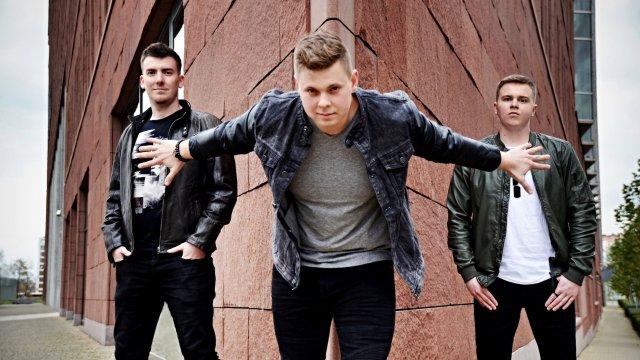 """Víťaz talentovej súťaže """"Zahraj si na festivale SLOVENSKÉ HRADY"""" kapela  Instinct vydáva debutové album a549b2033ac"""