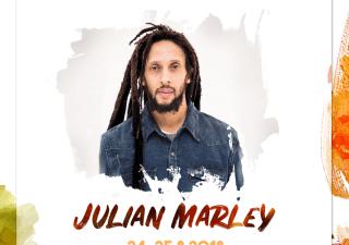 Synovia slávnych reggae legiend mieria na Uprising. Zlaté piesky navštívi Julian Marley aj Andrew Tosh BOMBING 2