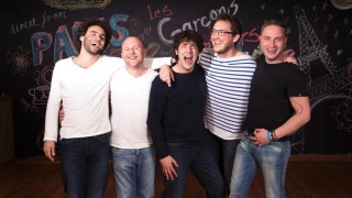 Francúzske divošské kvinteto Les Garçons Trottoirs vás roztancuje v utorok 21. júla v bratislavskom Nu Spirite BOMBING