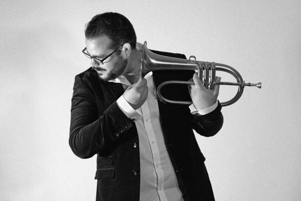 Trumpetista Lukáš Oravec vyráža na festivalové turné po Slovensku a Čechách BOMBING 8