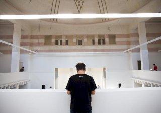 Milan Guštar vystaví v Novej synagóge zvuk organu a zvonov BOMBING 5