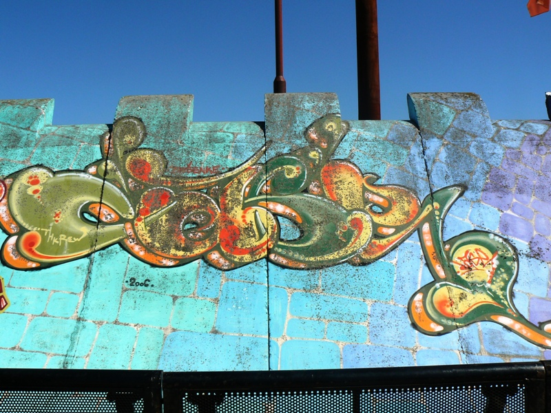 Kultúrne vyžitie sa na Bažant Pohode 2011 BOMBING