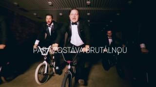 PARA Zostáva Brutálnou - nové video od Bratislavskej formácie PARA BOMBING 1