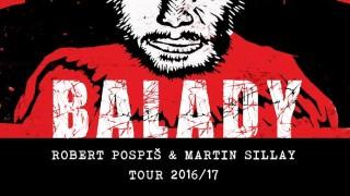 Robert Pospiš &Martin Sillay vyrážajú na Balady Tour BOMBING 2