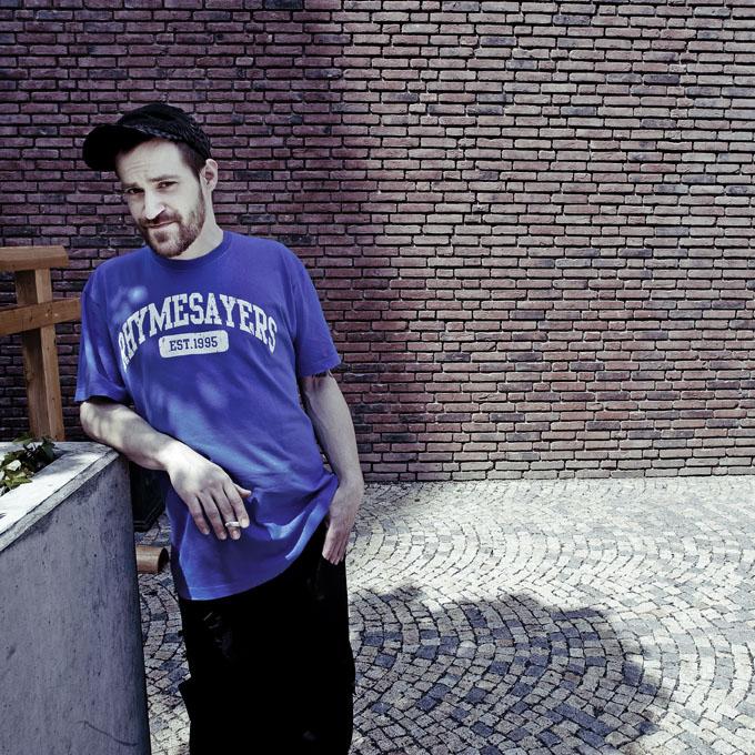 Hviezdy českého hiphopu na Uprisingu BOMBING
