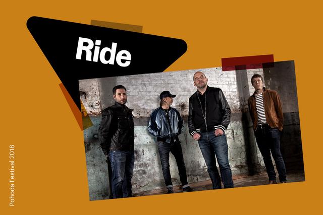 Ride - Pohoda
