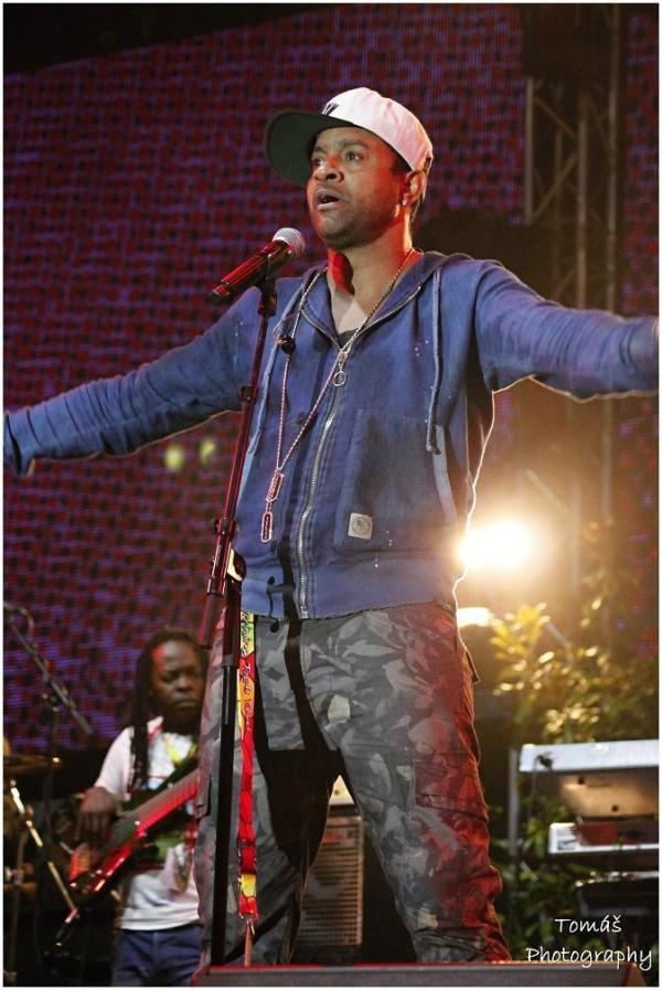 UPRISING reggae festival 2015 - Shaggy / foto: Tomáš Ormandy
