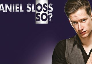Stand-up komik Daniel Sloss s novou show na Slovensku BOMBING