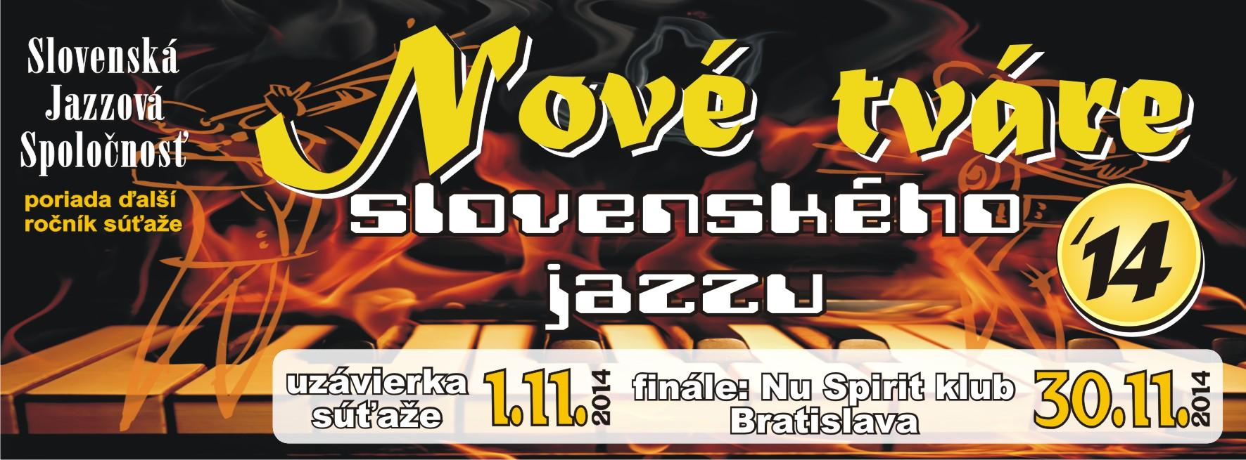 Nové tváre slovenského jazzu  2014 BOMBING