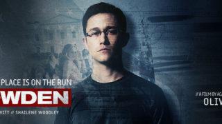 Snowden - Špión Hacker Zradca Hrdina BOMBING