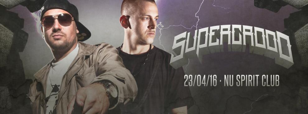 Česky hovoriace tornádo SUPERCROOO zavíta 23. apríla do Bratislavy BOMBING 2