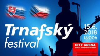 Prvý ročník Trnafského festivalu prinesie výnimočnú koncentráciu hviezd slovenskej a českej populárnej hudby BOMBING