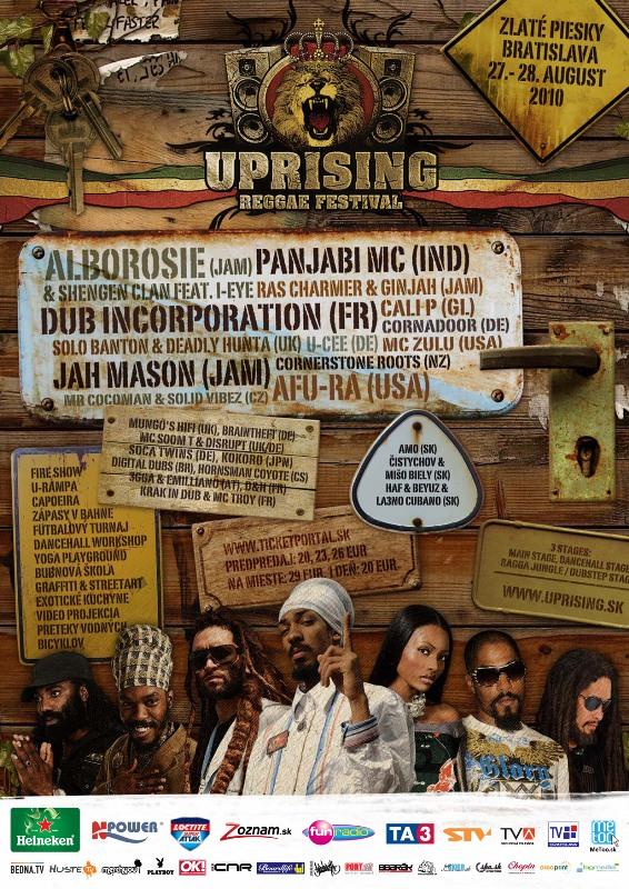 Reggaepovstanie na Zlatých pieskoch vypukne o mesiac. BOMBING