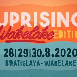 uprising wakelake 2020