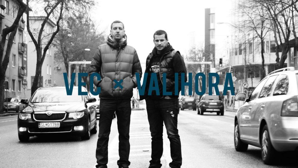 Vec a Valihora vystúpia v KC Dunaji 30. septembra BOMBING