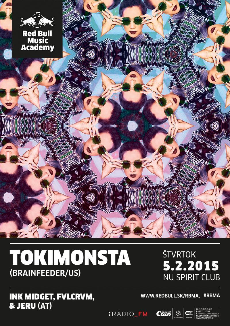 Kalifornská producentka TOKiMONSTA zavíta 5. februára do Nu Spirit Clubu BOMBING
