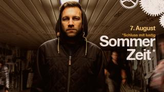 Schluss mit lustig! Reggae a bass music na augustovom Sommer Zeit-e BOMBING 1