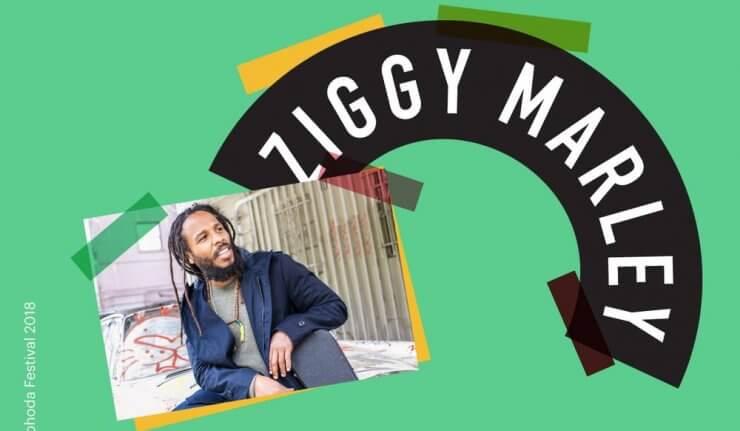 Svetové reggae na festivale Pohoda 2018 BOMBING 1