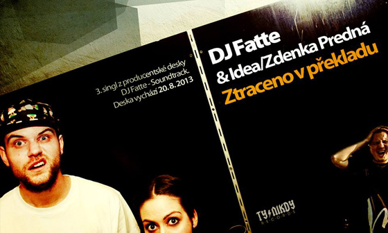 DJ FATTE prichádza s novým singlom k albumu Soundtrack BOMBING